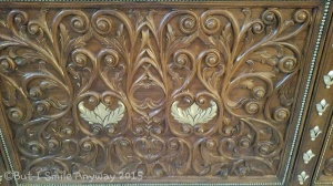 One of the panels