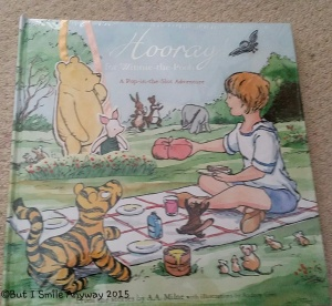 A pop un Hundred Acre Woods book!