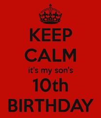 10 son