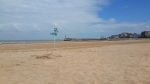 The beautifully sandy beaches of Margate!