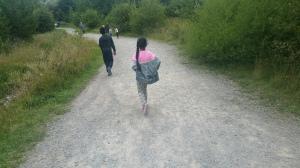 Leisurely Walk!