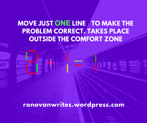 Ronovan Writes solve it challenge image