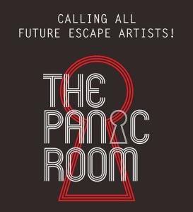 Panic Room Book
