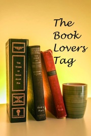 Image result for book lovers tag