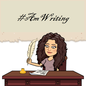 #AmWriting new