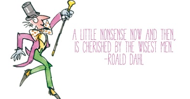 Image result for a little nonsense roald dahl