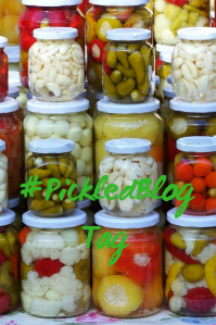 #PickledBlog Tag